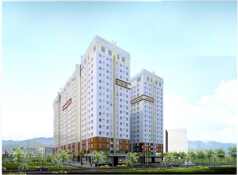 Căn hộ Thạnh Tân Apartment | Thanh toán trước 267 triệu sở hữu ngay